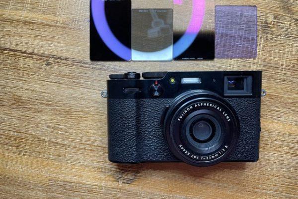 NiSi Premium Set für die Fujifilm X100V